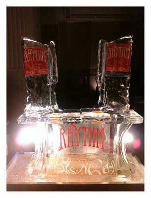 This ice bar has a liquor luges. Price $1800
